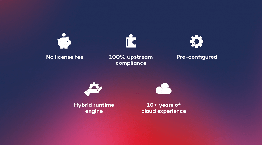 the cloud native platform - Cloudboostr