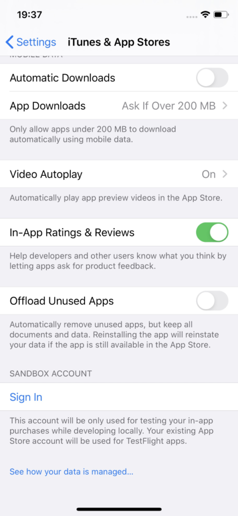 In-App Purchases in iOS Apps – a Tester's Perspective